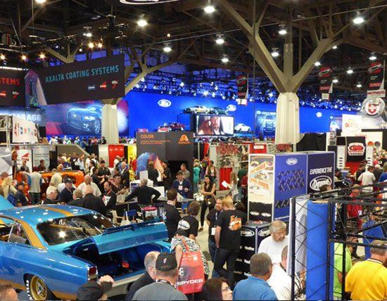 2019年美国拉斯维加斯国际汽车零配件及售后服务展览会