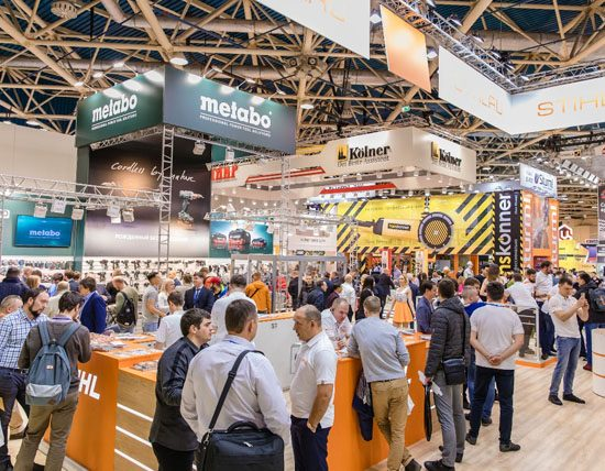 2019年莫斯科国际五金工具展览会