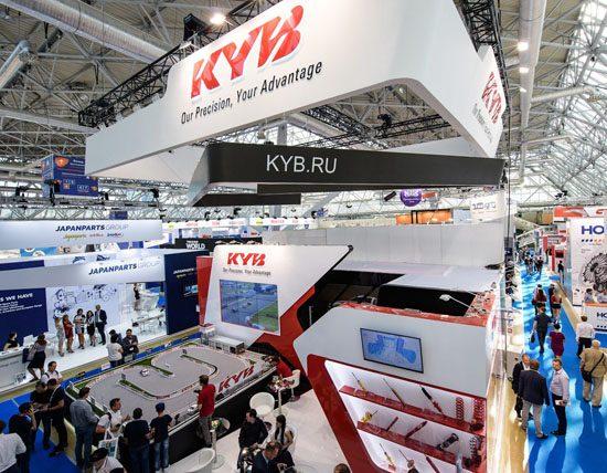 2020年莫斯科国际汽车零配件、售后服务及设备展