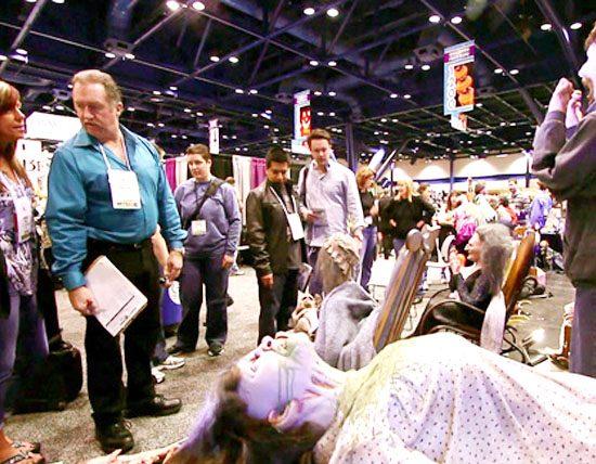 2021年美国新奥尔良国际万圣节及国际派对展览会(HALLOWEEN & PARTY EXPO)