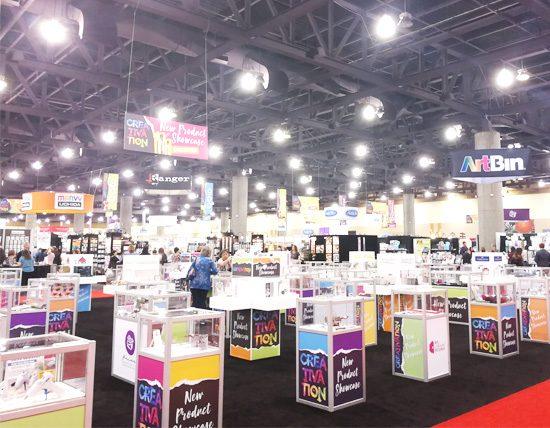2020年【千赢国际登陆】美国国际纸制工艺品、画材及业余爱好制品展