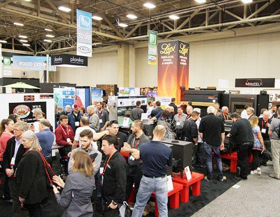 2020年美国专业壁炉、庭院及烧烤设备展览会
