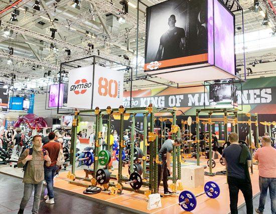 2020年德国科隆国际健身健美及康体设施博览会(FIBO 2020)