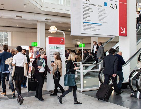 2021年德国法兰克福春季消费品展览会(Ambiente 2021)