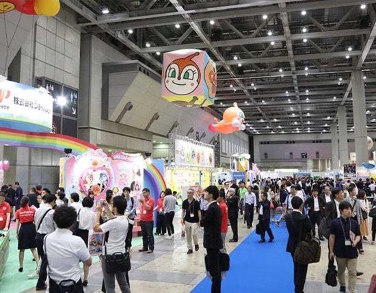 2020年日本东京玩具展The International Tokyo Toy Show