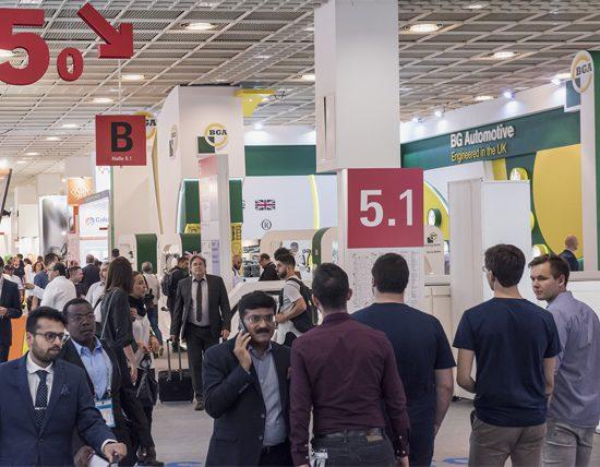 2020年法兰克福国际汽车零配件及售后服务展览会