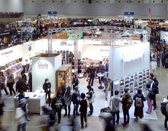 2020年日本户外运动用品展