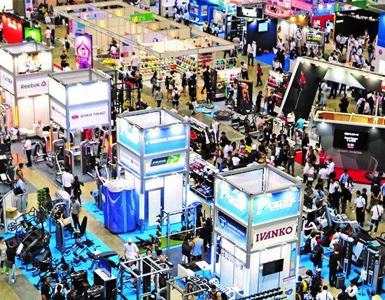 2020年泰国国际健身器材、康复设施贸易展